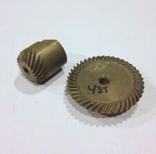 Jarvis 1026020 Drive Gear & 1026021 Bevel Gear For Starcraft A, N Hantover 62160