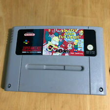 Super Nintendo SNES Game: Krusty's Super Fun House
