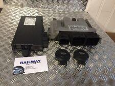 OEM 2007 MINI ONE R56 N12 1.6i MANUAL ENGINE ECU KIT DME 7600020 0261201966 B...