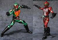 S.H.Figuarts Kamen Rider Amazons Amazon Alpha Omega Last Judgment Set w/Tracking