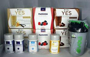 Yoli Better Body Weight Loss Transformation Kit: Chocolate & Vanilla Boxes