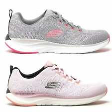 Skechers ULTRA GROOVE Ladies Womens Lightweight Sporty Textile Sports Trainers