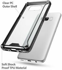 Case For Samsung Galaxy S8 Plus Poetic【Affinity】Soft Shock proof B