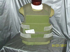 BLACKHAWK Body Armor Bullet Proof Vest Level IIIA SM-MED NEW OLD STOCK 2012 #053