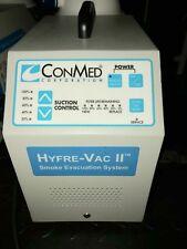 CONMED SMOKE EVACULATOR 7-900-15 HY-FRE VAC 2 w/ Filter