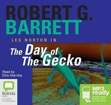 Robert G. BARRETT / The DAY of the GECKO    [ Audiobook ]
