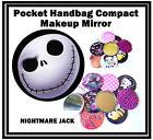 incubo Jack - Borsetta/TASCABILE Make-Up Specchietto compatto - NUOVO - REGALO