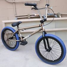 "2018 FIT BIKE CO BMX DUGAN 20"" TRANS GOLD BICYCLE SUNDAY HARO CULT KINK STRANGER"