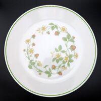 Corolle Dinner Plates Strawberry Sundae lot of 5 Dinnerware
