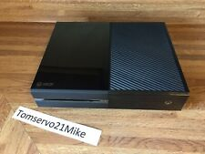 Microsoft Xbox One Model 1540 500GB Black Gaming Console ONLY - FREE SHIPPING