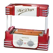 Hot Dog Roller Bun Warmer Cooker Elite Diner Electrics Cooking Machine Nostalgia