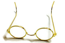 Gold Rimmed Eye Glasses made for 18 inch American Girl Doll Clothes Accessories