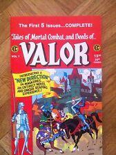 VALOR VOL 1 VERY FINE/NEAR MINT 1999 (F14)