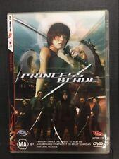 Princess Blade , DVD REGION 4