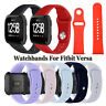 Smart watch Silicone Band Wristbands Watchband Bracelet Strap For Fitbit Versa