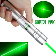 532nm Single Beam 18650 Green Laser Pointer Pen Waterproof Astronomy Lazer Pen