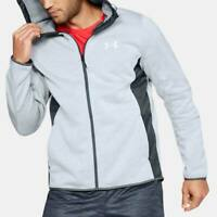 UNDER ARMOUR MEN'S UA STORM SWACKET ZIP UP COLDGEAR HOODIE JACKET 1280754-036 2X