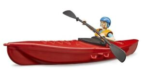 BRU63155 - Sit on top Fishing Kayak Canoe With Character