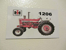 FARMALL 1206 (image #1) Fridge/tool box magnet