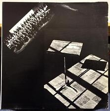 North Park College IL Music Department Private USA 70's Jazz Classical LP VG+