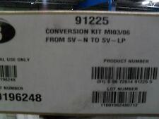 Peerless Part 91225 Conversion kit NG to LP W/ Smart Valve MI03 MI05 MI06 Boiler