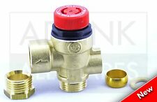 IDEAL ISTOR HE 260 & HE 325 CH PRESSURE RELIEF VALVE (PRV) 173203