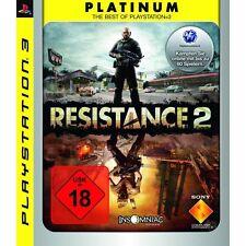 PS3 - RESISTANCE 2 - Platinum Edition - PLAYSTATION 3 - USK 18
