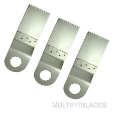 """3 x 1-1/4"""" Stainless Oscillating Tool Blades- Rockwell Sonicrafter Original"""