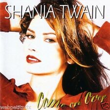 Shania Twain - Come On Over -  ALBUM /CD - OCCASION