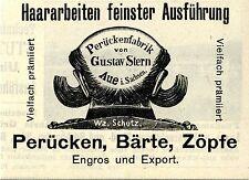 Gustav estrella prados I. Sajonia perú esquinas fábrica histórica publicitarias de 1908