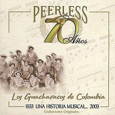 Los GuaCharacos de Colombia 70 Años de Peerles