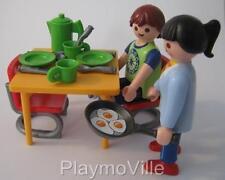 PLAYMOBIL oeufs pour le petit déjeuner NEUF dollshouse FURNITURE & Set Figure
