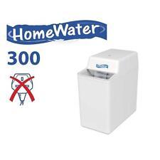 Harveys Homewater 300 Water Softener, Twin Tank, 22 High Flow Install Kit