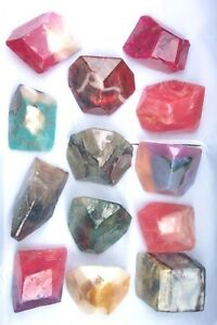 T S Pink SoapRocks SOAP ROCKS Concert II Crystal Mineral Gemstone No two alike