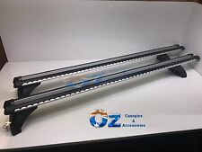 MQ Mitsubishi Triton Roof Rack Whispbar HD roof rack MQ Crossbars 1440mm pair