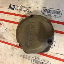 OEM SUZUKI LEFT SIDE STATOR COVER 92-95 RM125 RM 125 magneto engine motor