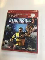 Dead Rising 2 (Sony PlayStation 3, 2010) Greatest Hits Brand New Sealed