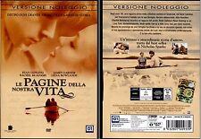 LE PAGINE DELLA NOSTRA VITA - DVD NUOVO E SIGILLATO, PRIMA STAMPA, UNICO E RARO