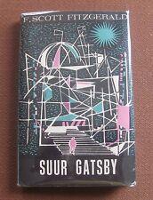THE GREAT GATSBY by F. Scott Fitzgerald - 1st Estonian HCDJ - 1966 - fine