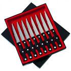 "Slitzer 8pc 8-7/8"" Steak Knife Set 8PC STEAK KNIFE SET. Great Gift under $30."