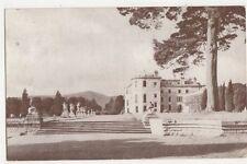 The Main Terrace Powerscourt Enniskerry Ireland 1949 Postcard 313a