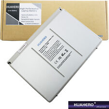 HUAHERO BATTERY FOR APPLE MACBOOK PRO 17 INCH A1189 A1151 A1212 A1229 A1261