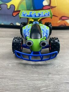 """Thinkway Disney Pixar Toy Story Collection RC Wireless Car 14"""" NO Remote Control"""