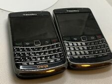 2 X Faulty Blackberry 9700 Black Smartphone