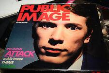 PIL PUBLIC IMAGE LIMITED FIRST ISSUE NEW ZEALAND ORIG 1978 SEX PISTOLS VINYL LP