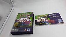 [BOITE + NOTICE] Sega Megadrive International Sensible Soccer Limited Edition