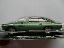 ASTON MARTIN DB4 SPORTS COUPE DIECAST MODEL SEALED IN BLISTER PACK 007 BOND 1/43