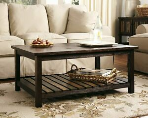 Rustic Rectangular Coffee Table Furniture Signature Design Mestler Living Room