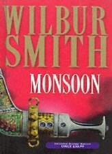 Monsoon :,Wilbur Smith