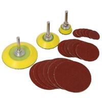 24 Piece Surface prep Kit - 6mm shank - great for polishing sanding deburring
